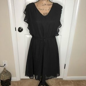 Love Squared Fit and Flare Dress Size 2X
